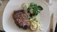 Argentine Beef & Watercress/EddyAncinas