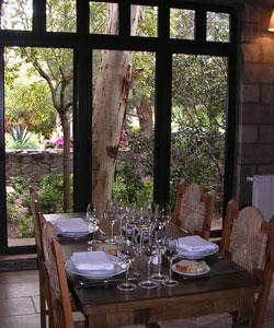 Casa del Visitante Bodega Zuccardi ~ Mendoza / E.Ancinas