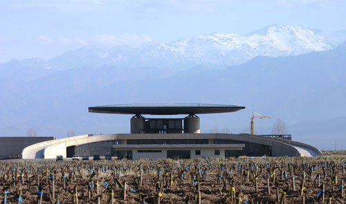 O. Fournier Winery-Uco Valley/Eddy Ancinas