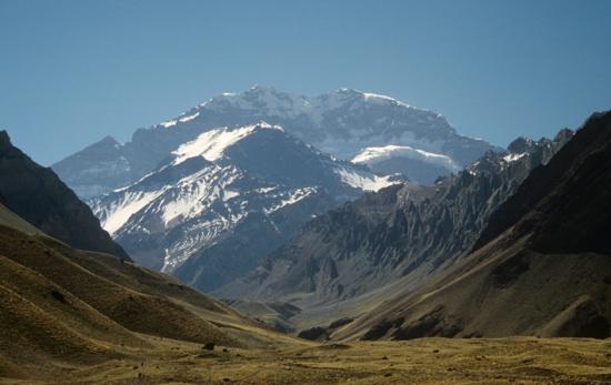 Aconcagua-Giant of the Americas 22,834 feet, Mendoza, Argentina/ photo by Eddy Ancinas