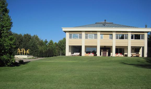 Casa Antucura Wine Lodge, Vista Flores, Tunuyán, Mendoza, Argentina | Photo: Eddy Ancinas