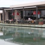 Siete Fuegos restaurant at the Vines of Mendoza Hotel and Vineyards Uco Valley, Mendoza, Argentina   Photo: Eddy Ancinas