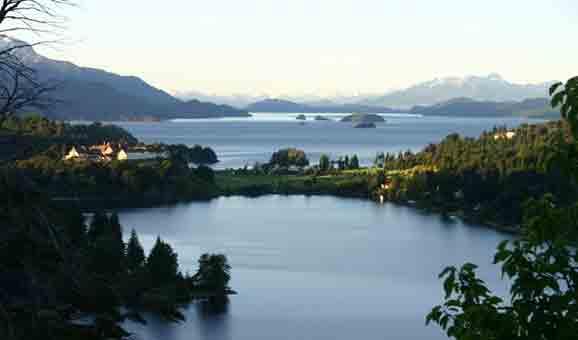Moreno and Nahuel Huapi Lakes, Bariloche, Argentina | Photo: Eddy Ancinas